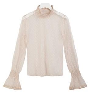 La Babite 拉贝缇 60300570 女士网纱罩衫