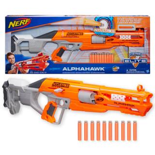 Nerf 热火 Hasbro 孩之宝 B8731 精准鹰眼发射器 +凑单品