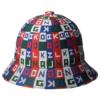 KANGOL Color Cube K3231ST 中性款速干料渔夫帽