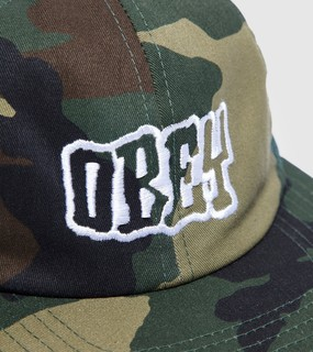 OBEY Runnin Trucker 帽子