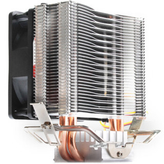 PCCOOLER 超频三 红海MINI CPU风冷散热器(单塔单扇双热管、多平台)