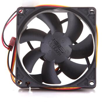 PCCOOLER 超频三 超频三(PCCOOLER)旋风F82 机箱风扇(8CM电脑风扇/CPU风扇/配螺丝)