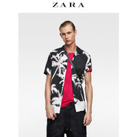 ZARA 04231418630 男士短袖T恤 M