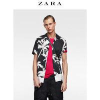 ZARA 04231418630 男士短袖T恤 L