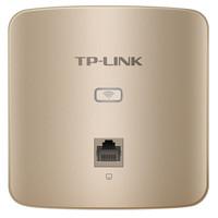 TP-LINK 普联 TL-AP302I-PoE 300M无线面板式AP 薄款 (香槟金色)