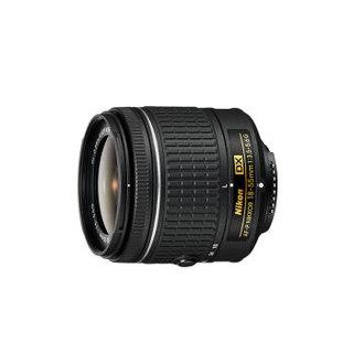 Nikon 尼康 AF-P DX 18-55mm F3.5-5.6G 变焦镜头