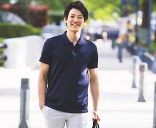 UNIQLO 优衣库 404157 男士DRY-EX POLO衫