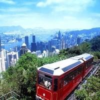 暑假班期   上海-香港5天4晚自由行 (1晚迪士尼好莱坞酒店+3晚市区酒店)