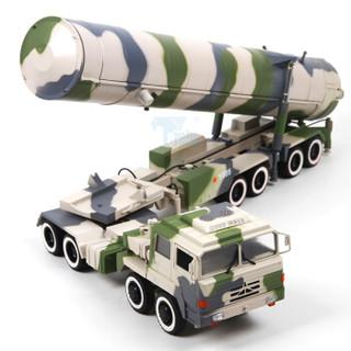 teerbo 特尔博 东风31导弹车 1:28 东风31导弹车模型