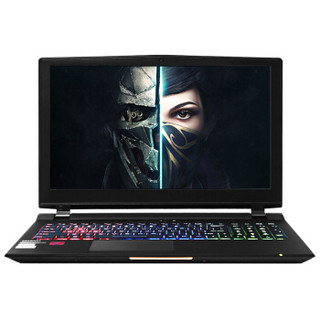 HASEE 神舟 战神 ZX7-SP5D1 15.6英寸游戏本(i5-6400、8GB、1TB、GTX 1060 6G)