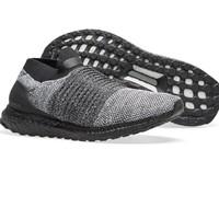 adidas 阿迪达斯 ULTRA BOOST LACELESS BB6137 中性跑步鞋