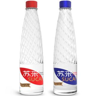 恒大 苏采饮用天然矿泉水 500ml*24瓶 *2件