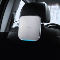 smanic S1 车载空气净化器 智能变频 高效复合过滤(白色款)