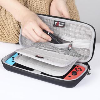 BUBM 任天堂 NS-E Switch 硬壳保护包 黑色 小号