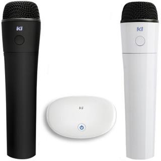 Ki Key Innovation MU009 无线话筒 黑白双色