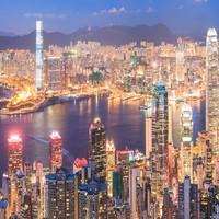 上海-香港2-6天往返+首晚酒店住宿
