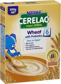 Nestlé 雀巢 婴幼儿配方小麦米粉 (6个月以上)200g