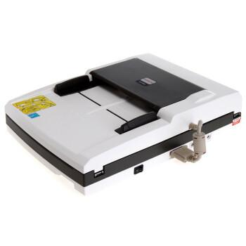 方正(Founder)Z40D扫描仪 25页50面/分钟 国产真双面双 平板馈纸