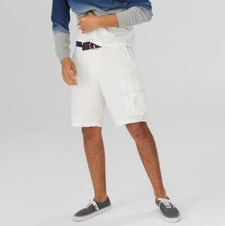 GAP 盖璞 283195 男士口袋装饰短裤