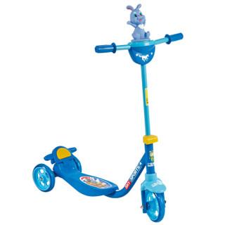 小龙哈彼 Happy dino LSC40A-W-N103玩具车儿童滑板车 蓝色