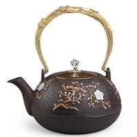 Le Bronte 喜上眉梢 铸铁茶壶 1200ml
