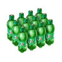 7-Up 七喜 柠檬味碳酸汽水饮料 330ml*12  *9件 +凑单品