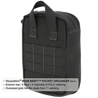 MAXPEDITION 美国马盖先 Gear Beefy MX266B-BRK 整理收纳包