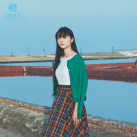 earth music&ecology Y0182D70000 女士针织开衫 白色 S