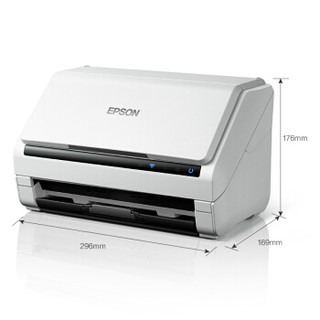 EPSON 爱普生 DS-570W 扫描仪 (A4 幅面、馈纸式、600*600dpi)