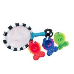 Sassy 认数网兜捞鱼乐洗澡玩具