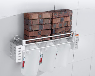凯鹰 R605 免打孔壁挂厨房置物架