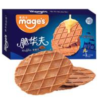 mage's 麦吉士 脆华夫饼干 焦糖味 105g