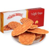 伯珍 比利时黄油华夫薄脆饼干 100g
