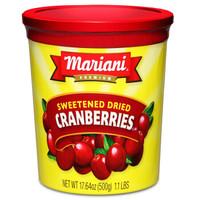 mariani 玛莉安妮 蔓越莓干 500g