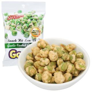 谷蒂 蒜味香脆豌豆 40g