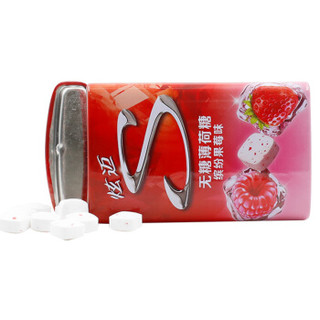 Stride 炫迈 无糖薄荷糖 (22.5g、果莓味)