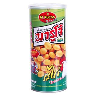 MaRuCho 好朋友 香脆花生豆鸡肉味 200g
