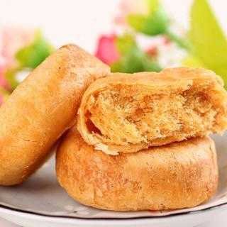 泉利友 肉松饼  1000g