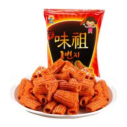 韩国进口 九日(jiur)炒年糕条 香辣味100g *2件