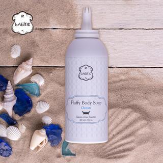 LALINE 慕斯泡沫身体清洁皂 200ml 海洋