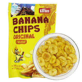 Kernes 克恩兹 香蕉脆片 40g