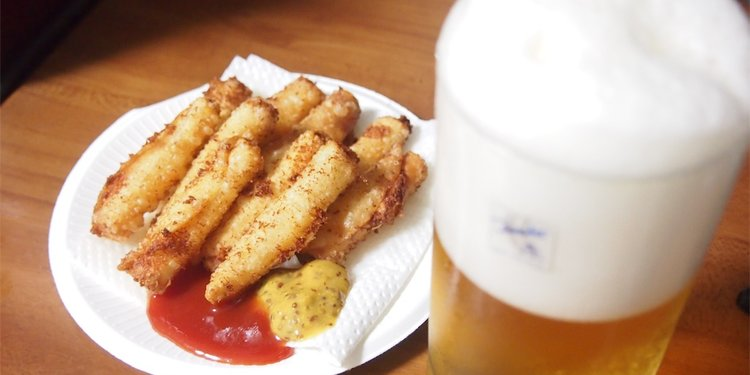 日本人爱吃的下酒菜 超棒下酒小零食推荐榜