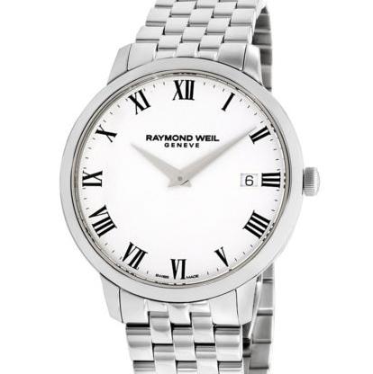 RAYMOND WEIL 蕾蒙威 Toccata 托卡塔系列 5588-ST-00300 男士时装腕表