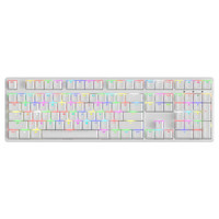 iKBC F-108 RGB 幻彩背光机械键盘 Cherry红轴