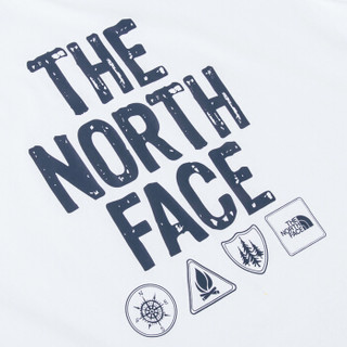 The North Face 北面 3CGF 男士短袖