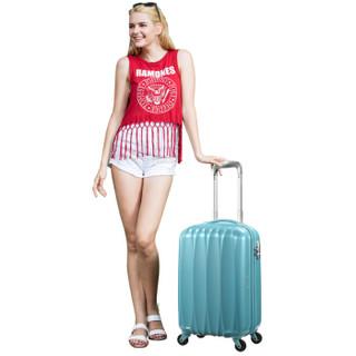 AMERICAN TOURISTER 美旅 70R*11001 拉杆箱 蓝色 20寸