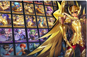 《圣斗士星矢》iOS数字版游戏