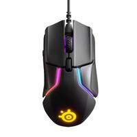 steelseries 赛睿 Rival 600 有线鼠标 12000DPI RGB 黑色