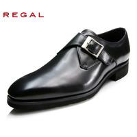 REGAL 丽格 W67B BE 男士德比鞋 37