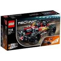 LEGO 乐高 Technic机械组系列 高速赛车 42073 火力猛攻